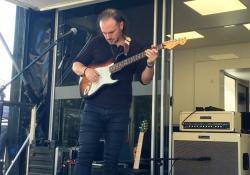 Alex na Music FestiWallu