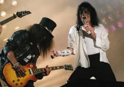 Jackson a Slash