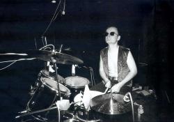 """George"" v roce 1992 (foto archiv JŠ)"