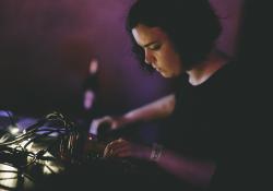 Klara Lewis, foto: Honza Kolář