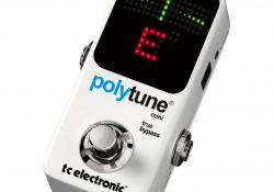 Pedálová ladička TC Electronic Polytune mini
