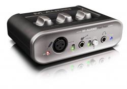 Kouzelná krabička M-Audio Fast Track