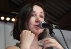 Marie si s chutí zazpívala i na festivalu Banát