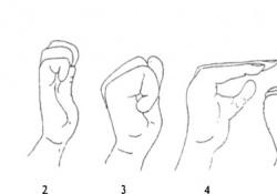 Metoda procvičování prstů