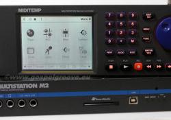 Miditemp Multistation - zariadenie špeciálne navrhnuté pre účely prehrávania podkladových partov v živej produkcii