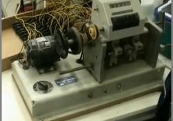 Pôvodný stroj