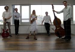 Petr Tichý v sestavě Marek Novotný Quintet