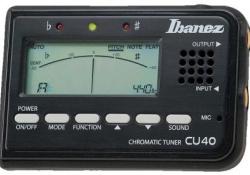 Digitální ladička Ibanez CU40