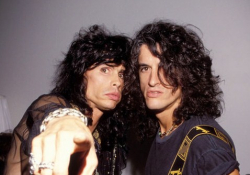 Steven Tyler a Joe Perry