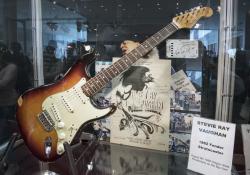 Svět vintage kytar na Musikmess, foto: Petra Welzel