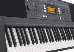 YAMAHA PSR-E343, keyboard, který umí zaujmout