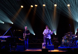 Yellowjackets - Jazztage, Leverkusener 2015