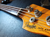 Fender Jaco Pastorius Jazz Bass FL 3color Sunburst, foto: Shunichi Kouroki (Creative Commons)