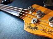 Fender Jaco Pastorius Jazz Bass FL 3color Sunburst, foto: Shunichi Kouroki (Creative Commons)