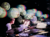 Floex na koncertě v MeetFactory, foto: Luba Mrkvica