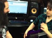 Petrucci a Super Mario, zdroj: YouTube