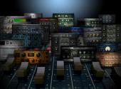 Virtuální krabičky: zpoždění a echo