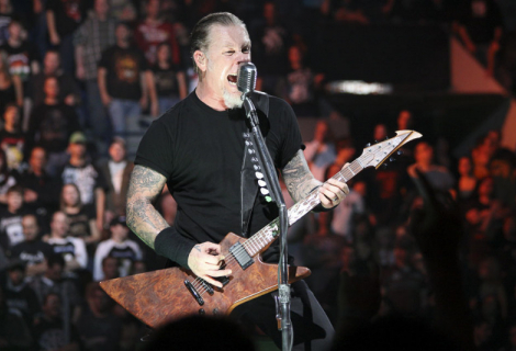 James Hetfield, foto: Beverly Matous Distribution