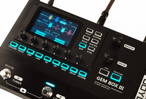 Joyo GEM Box III