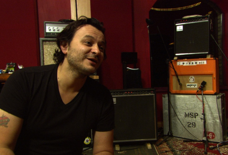 James Dean Bradfield, foto: Beverly Matous Distribution