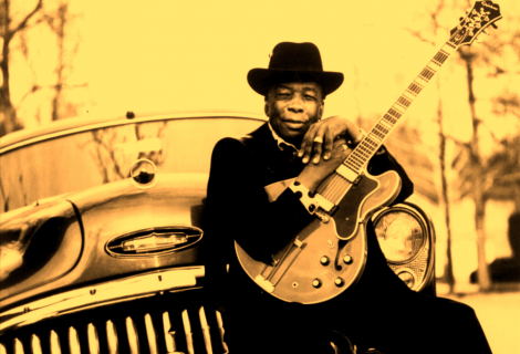 John Lee Hooker | Zdroj: Youtube