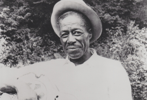 Son House, zdroj: Jas Obrecht Music Archive (Dick Waterman)