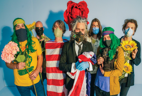 The Flaming Lips | Foto: George Salisbury