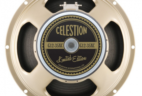 Celestion G12-35XC Limited Edition 90th Anniversary