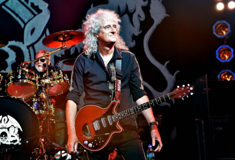 Brian May, zdroj: Pinterest