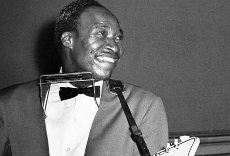 Jimmy Reed | Zdroj: Jasmine Records