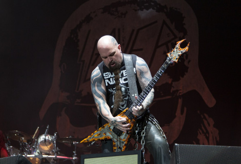 Kerry King, foto: Alfred Nitsch via Wikimedia Commons