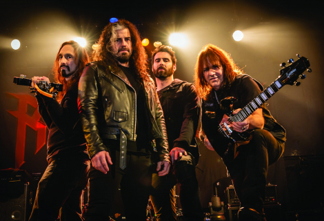 Ross The Boss narozdíl od Manowar nepůsobí trapně | Foto: AFM Records