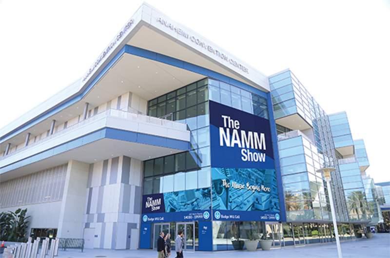 NAMM, zdroj NAMM Show