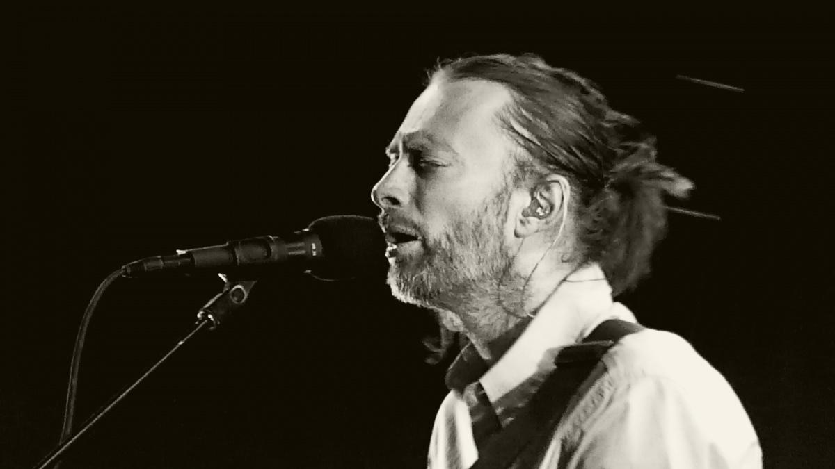 Thom Yorke, foto: anyonlinyr