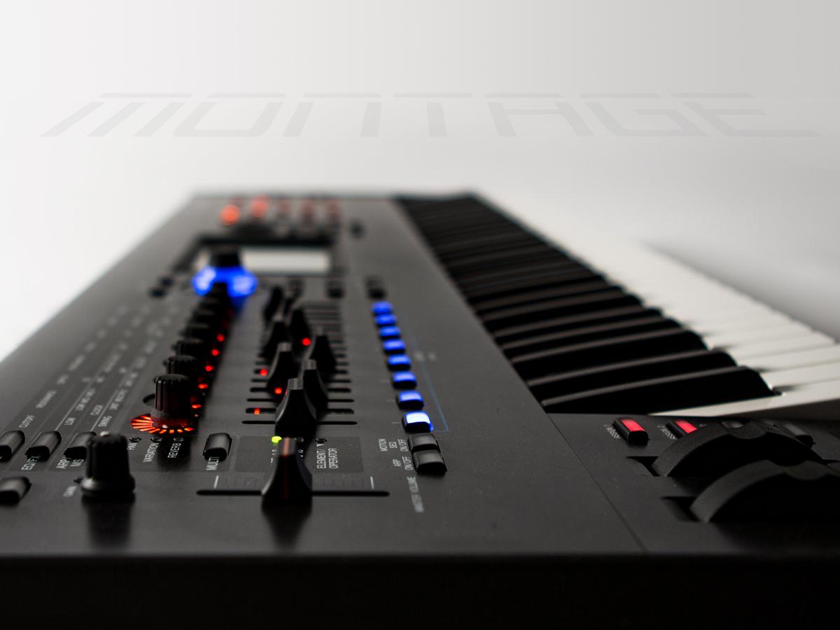 Yamaha Montage - 2