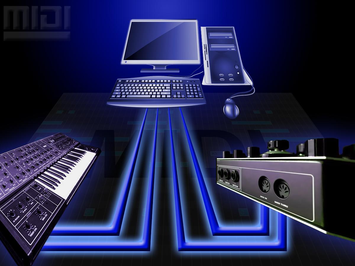 Záhadné MIDI